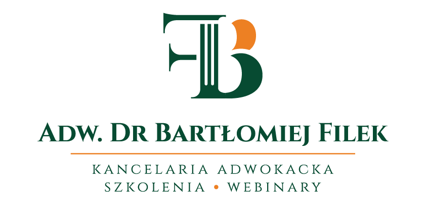 Kancelaria Adwokacka Adwokat dr Bartłomiej Filek